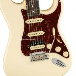 Fender American Professional ll Stratocaster HSS Stratocaster Olympic White Rosewood กีต้าร์ไฟฟ้า ปิ๊กอัพ ขายราคาพิเศษ