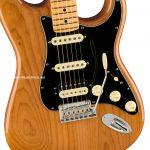กีต้าร์ไฟฟ้า Fender American Professional ll Stratocaster HSS Stratocaster Roasted Pine Maple ปิ๊กอัพ ขายราคาพิเศษ