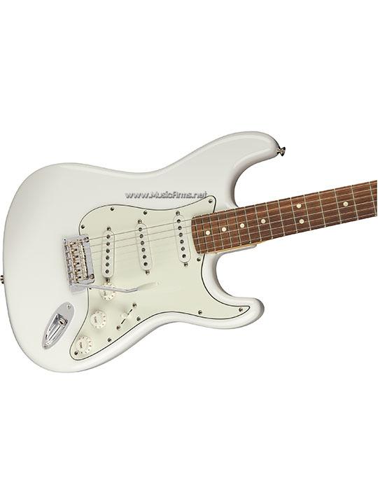 กีต้าร์ไฟฟ้า Fender Player Stratocaster PFขาว ขายราคาพิเศษ