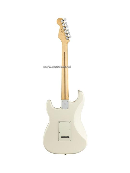 กีต้าร์ไฟฟ้า Fender Player Stratocaster PFหลังขาว ขายราคาพิเศษ