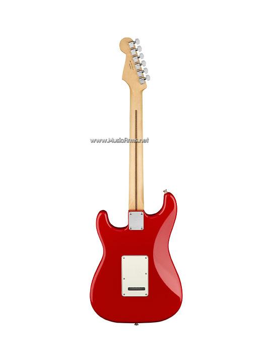 กีต้าร์ไฟฟ้า Fender Player Stratocaster PFหลังแดง ขายราคาพิเศษ