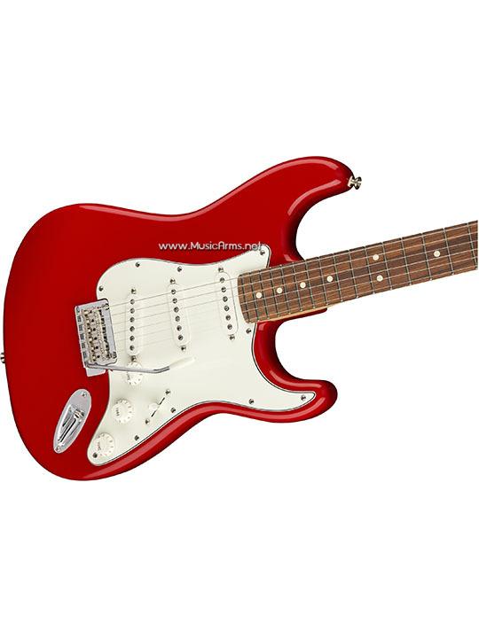 กีต้าร์ไฟฟ้า Fender Player Stratocaster PFแดง ขายราคาพิเศษ