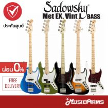 SADOWSKY METROEX J BASS Maple TB