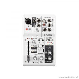 Face cover มิกเซอร์-Yamaha-AG03-Mixer
