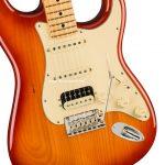 Fender American Professional ll Stratocaster HSS Stratocaster Maple Sienna Sunburst Body ขายราคาพิเศษ
