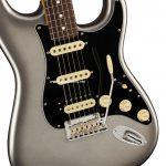 Pickup Fender American Professional ll Stratocaster HSS Stratocaster Mercury Rosewood กีต้าร์ไฟฟ้า ขายราคาพิเศษ