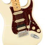 Fender American Professional ll Stratocaster HSS Stratocaster Olympic White Maple Pickup ขายราคาพิเศษ
