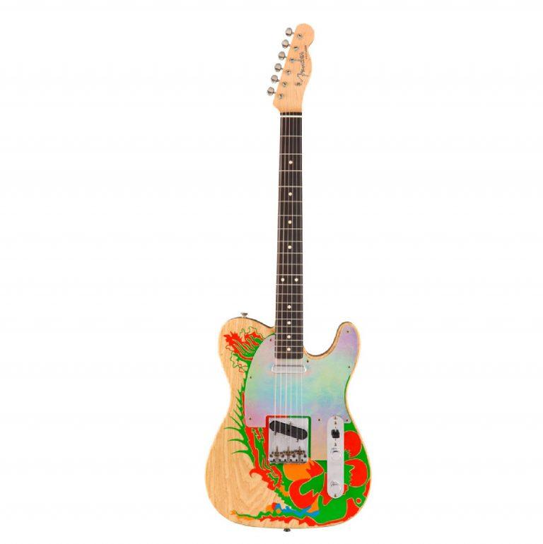 Fender Jimmy Page Telecaster ขายราคาพิเศษ