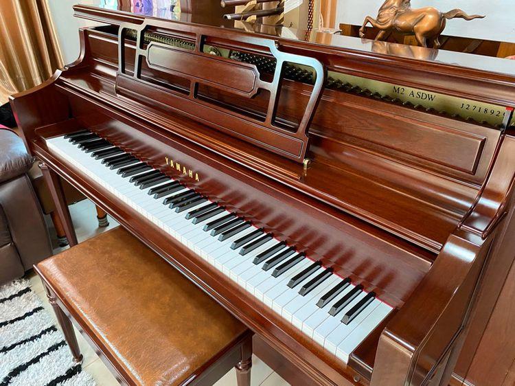 อัพไรท์เปียโน YAMAHA M2 SDW