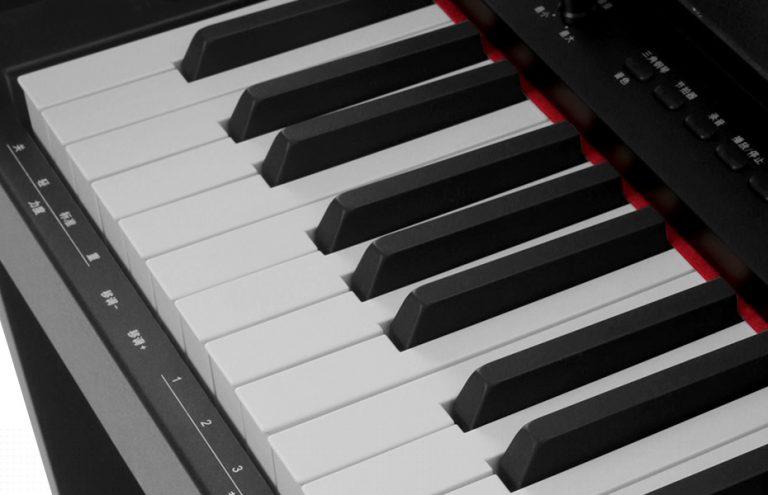 เปียโนไฟฟ้า NUX WK310 แป้นคีย์ ขายราคาพิเศษ