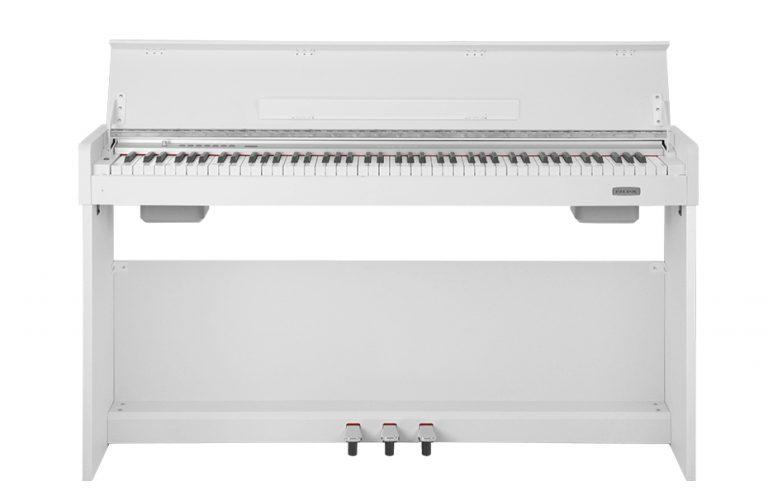 เปียโนไฟฟ้า NUX WK310 สีขาว ขายราคาพิเศษ