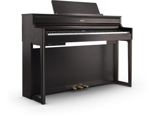 เปียโนไฟฟ้า Roland HP-704 ดีไหม ขายราคาพิเศษ