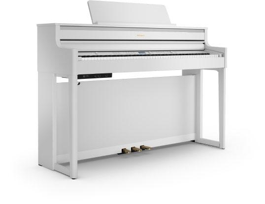 Roland HP704 White body ขายราคาพิเศษ