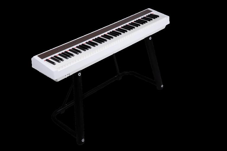 เปียโนไฟฟ้าNUX NPK-10 สีขาว ขายราคาพิเศษ