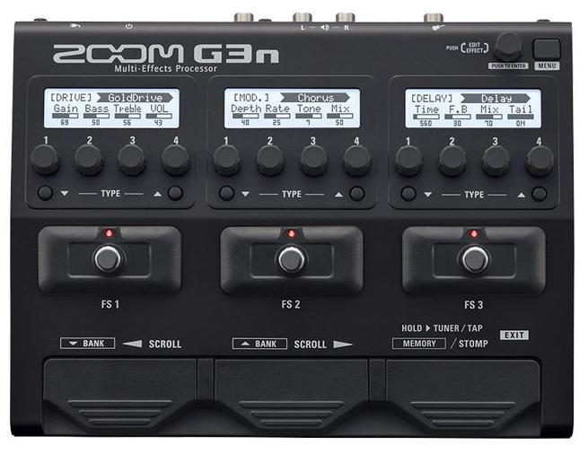 ZOOM G3N ขายราคาพิเศษ