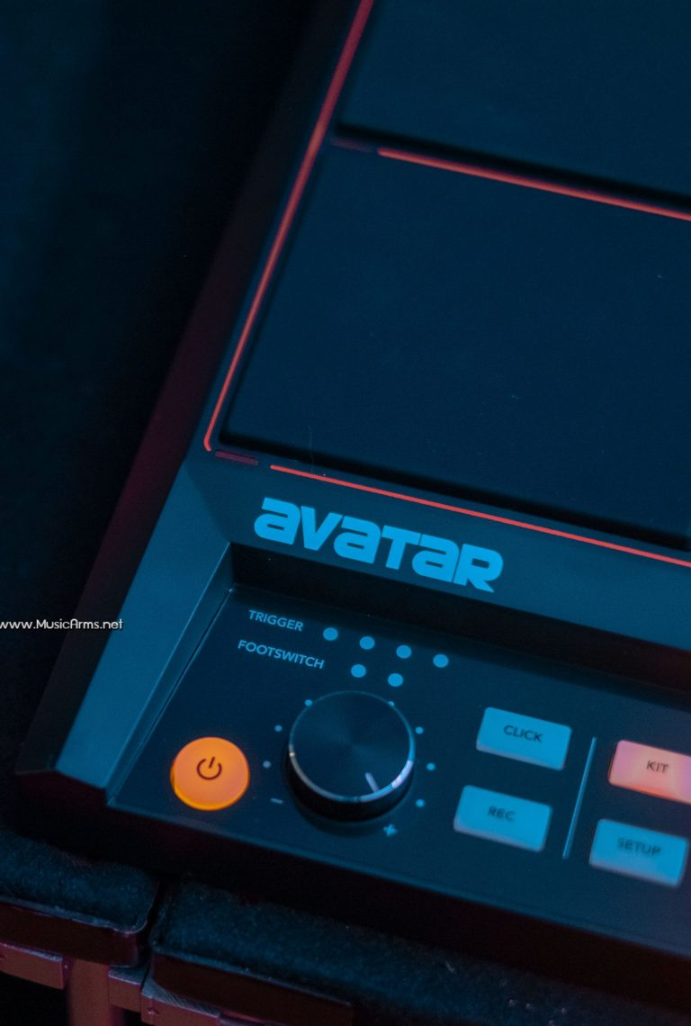 Avatar PD705 Percussion Pad ปุ่มเพิ่มเติม ขายราคาพิเศษ