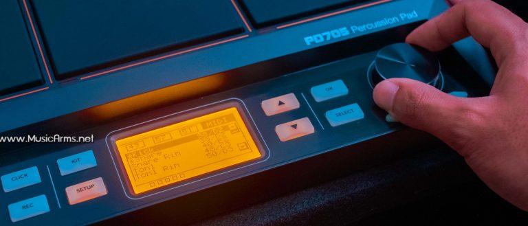 Avatar PD705 Percussion Pad วอลลุ่มปรับ ขายราคาพิเศษ
