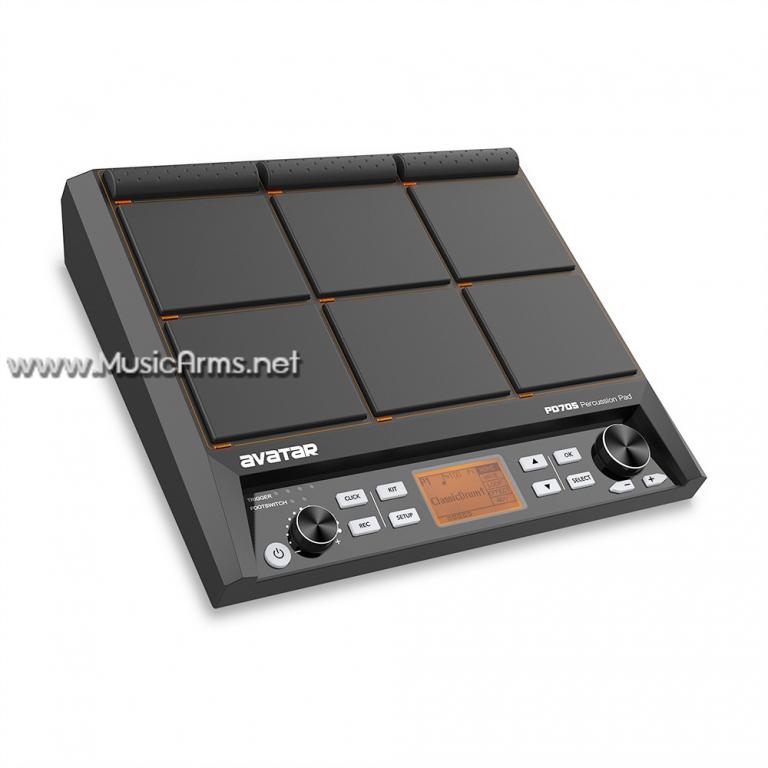 Avatar PD705 Percussion Pad หน้าตรง ขายราคาพิเศษ