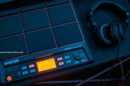 Avatar PD705 Percussion Pad เซ็ท ขายราคาพิเศษ