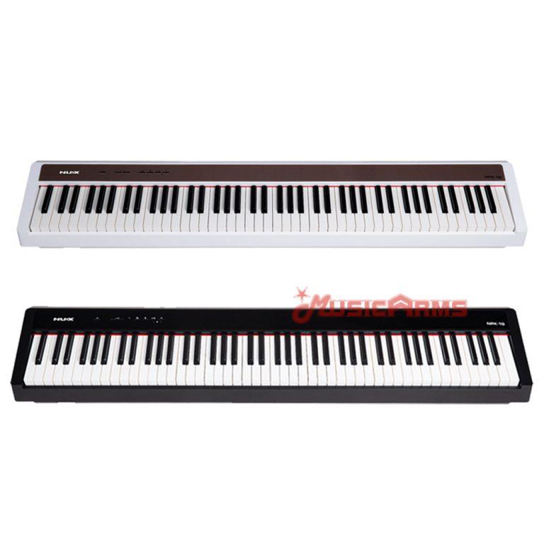 Cover keyboard Nux npk-10 คีย์บอร์ด ขายราคาพิเศษ