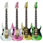 Electric Guitar Ibanez Steve Vai Signature PIA 3761 ขายราคาพิเศษ
