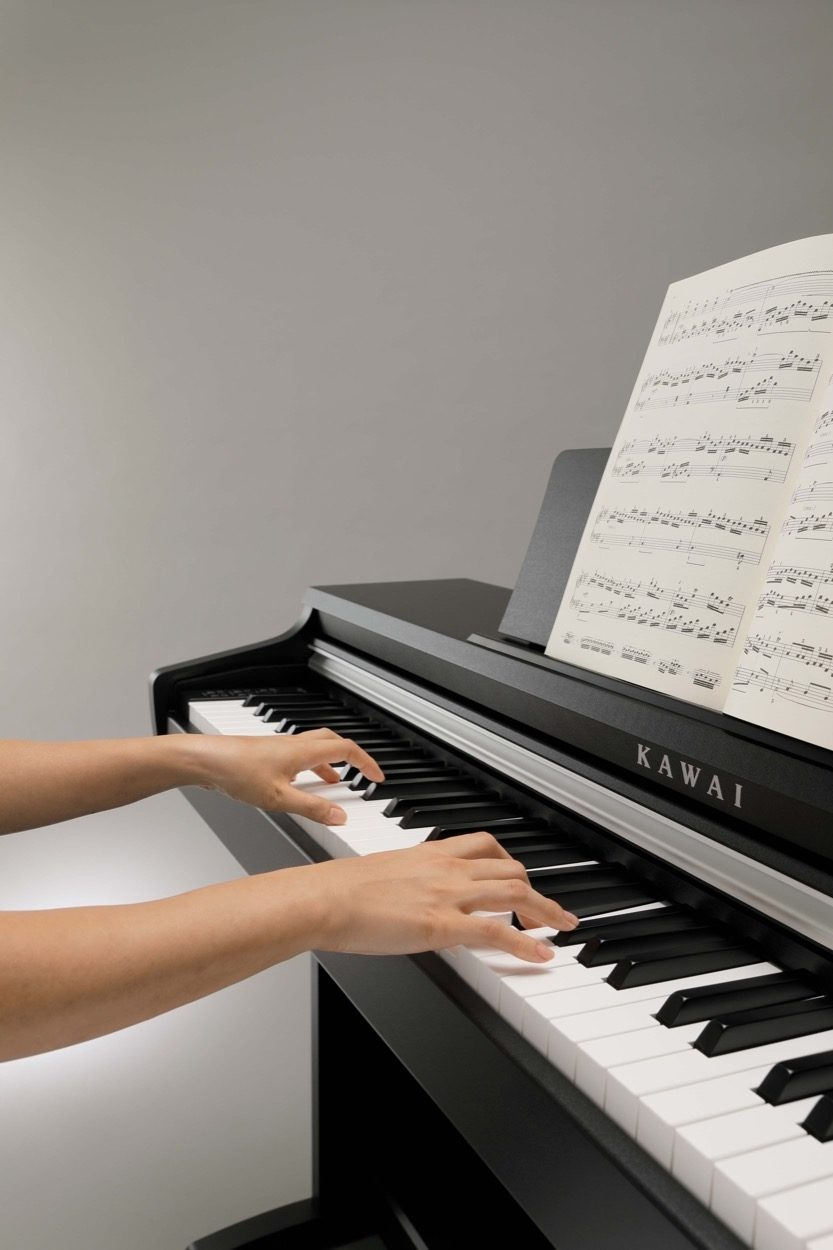 KDP70 keyboard touch