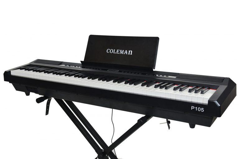 เปียโนไฟฟ้า coleman ขายราคาพิเศษ