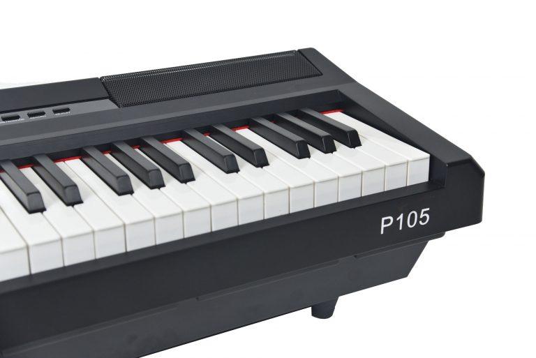 เปียโนไฟฟ้า coleman P105 ขายราคาพิเศษ