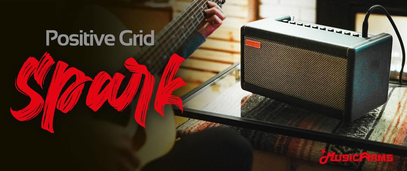 แอมป์กีตาร์ Positive Grid Spark