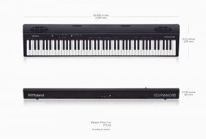 Rolan Go piano 88 ขนาด