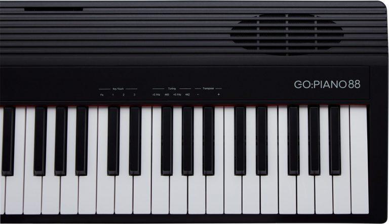 Rolan Go piano 88 ซ้ายซูม ขายราคาพิเศษ