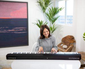 Rolan Go piano 88 ตัวอย่าง