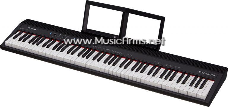 Rolan Go piano 88 ที่ใส่โน็ตขวา ขายราคาพิเศษ