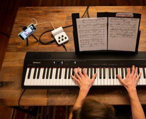 Rolan Go piano 88 บทเรียน