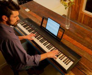 Rolan Go piano 88 สาธิต
