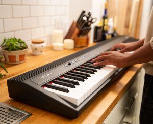 Rolan Go piano 88 เปียโนไฟฟ้า