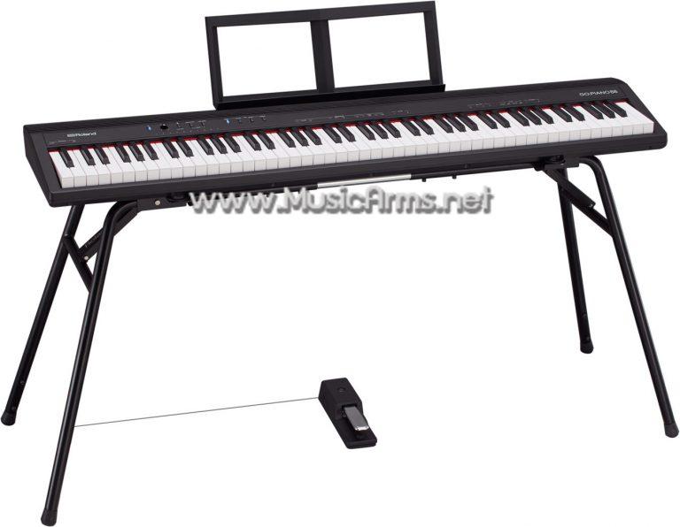 Rolan Go piano 88 แสตน ขายราคาพิเศษ