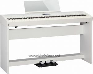 Roland FP-60 With Stand สีขาว