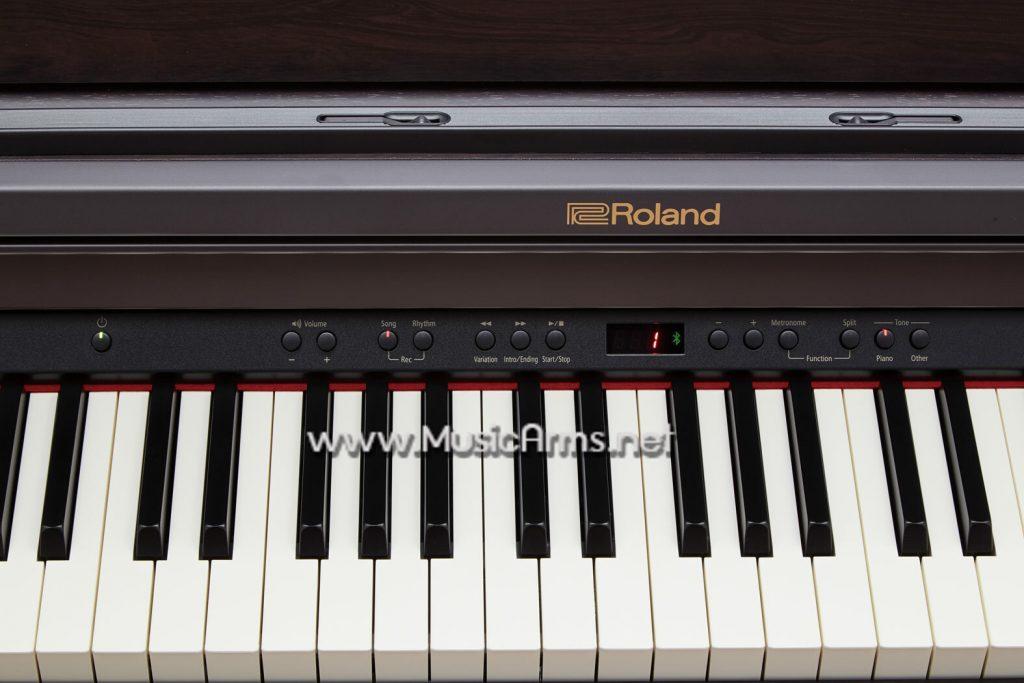Roland RP501R keys