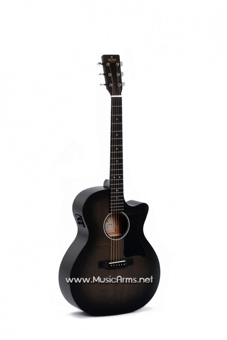 Sigma GMC-STE-BKB guitar ขายราคาพิเศษ