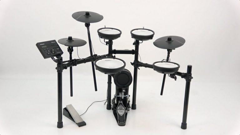 TD-07KV V drum ขายราคาพิเศษ