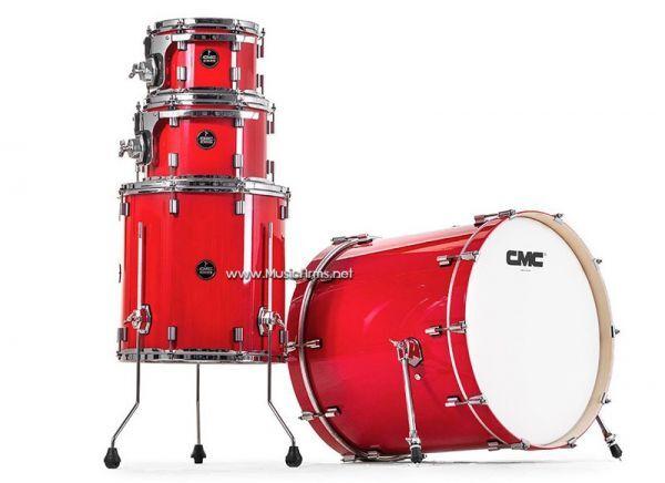 CMC Remix Red Metallic กลองชุด ราคา ขายราคาพิเศษ