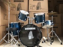 กลอง Overdrive Blue bolor