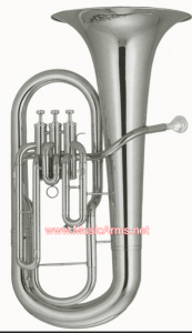 ยูโฟเนียม Ayers Silver AEU8601S