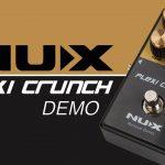 เอฟเฟคกีตาร์ NUX Plexi Crunchโช ขายราคาพิเศษ