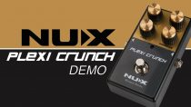 เอฟเฟคกีตาร์ NUX Plexi Crunchโช