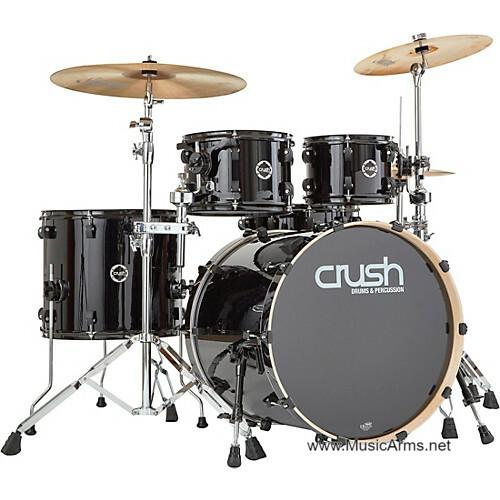 CRUSH CHAMELEON COMPLETE-Black On Black ขายราคาพิเศษ