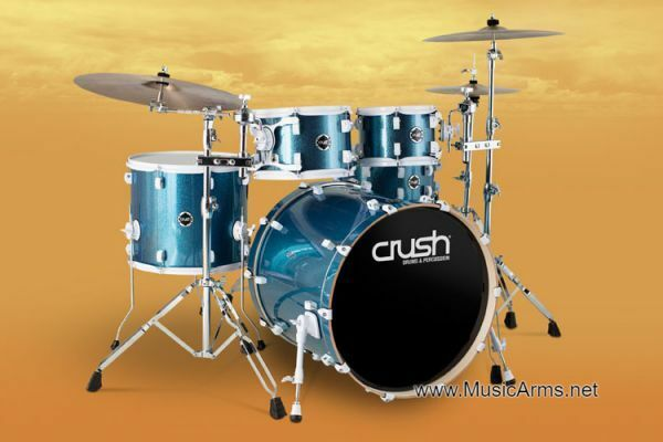 CRUSH CHAMELEON COMPLETE-Light Blue Sparkle ขายราคาพิเศษ