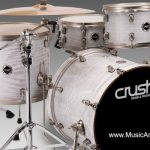 CRUSH SUBLIME AXM-High Gloss White wSilver Spkl ขายราคาพิเศษ
