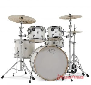 DW-Design-5-pcs-Drumset-สีขาว